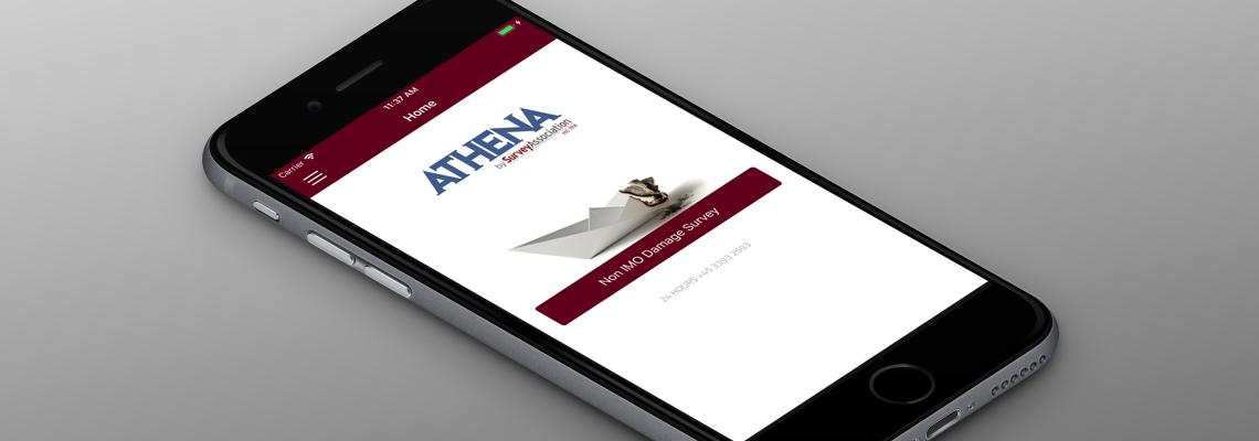 Athena Survey on demand – Claims handling digitalized